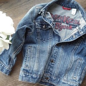 OshKosh Blue Jean Denim Jacket Unisex